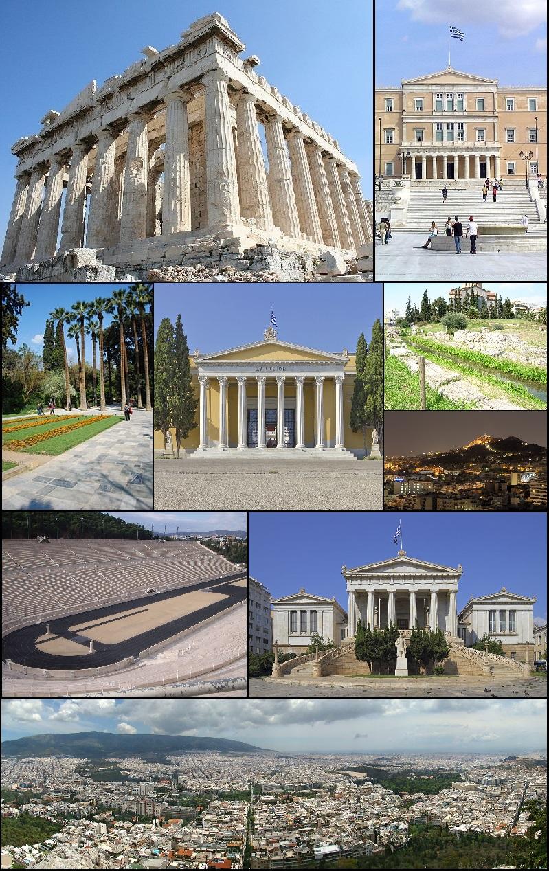 Atenas wikipedia la enciclopedia libre Casas griegas antiguas