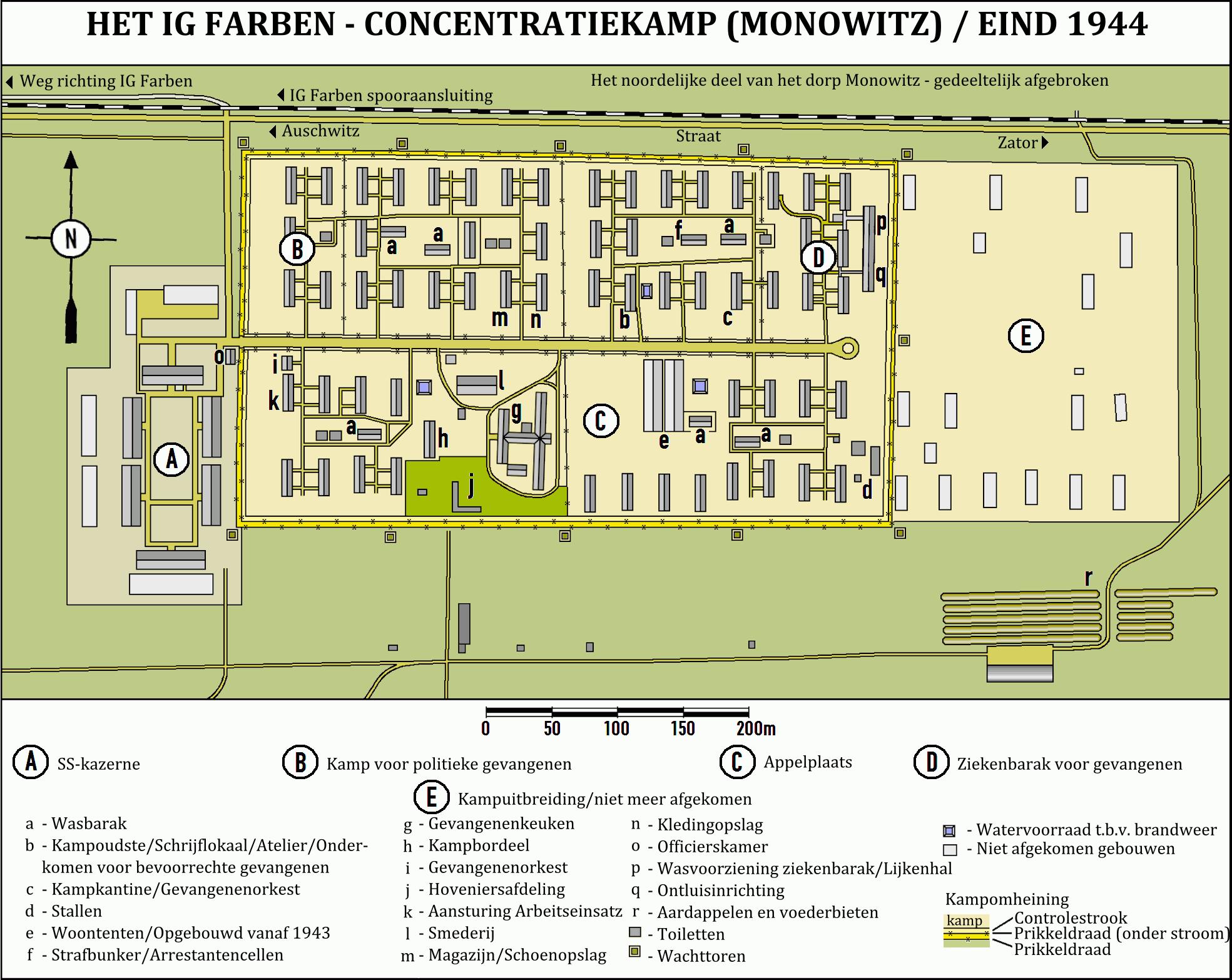 fileauschwitz monowitz mappng. fileauschwitz monowitz mappng  wikimedia commons