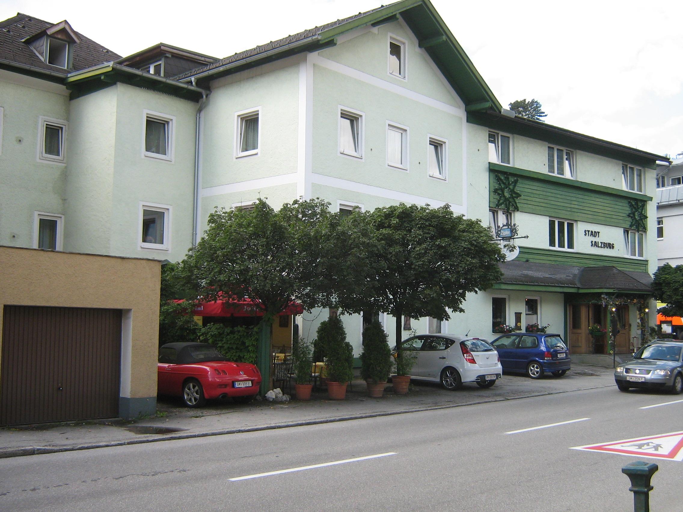 Salzburg Stadt Hotel Wellness