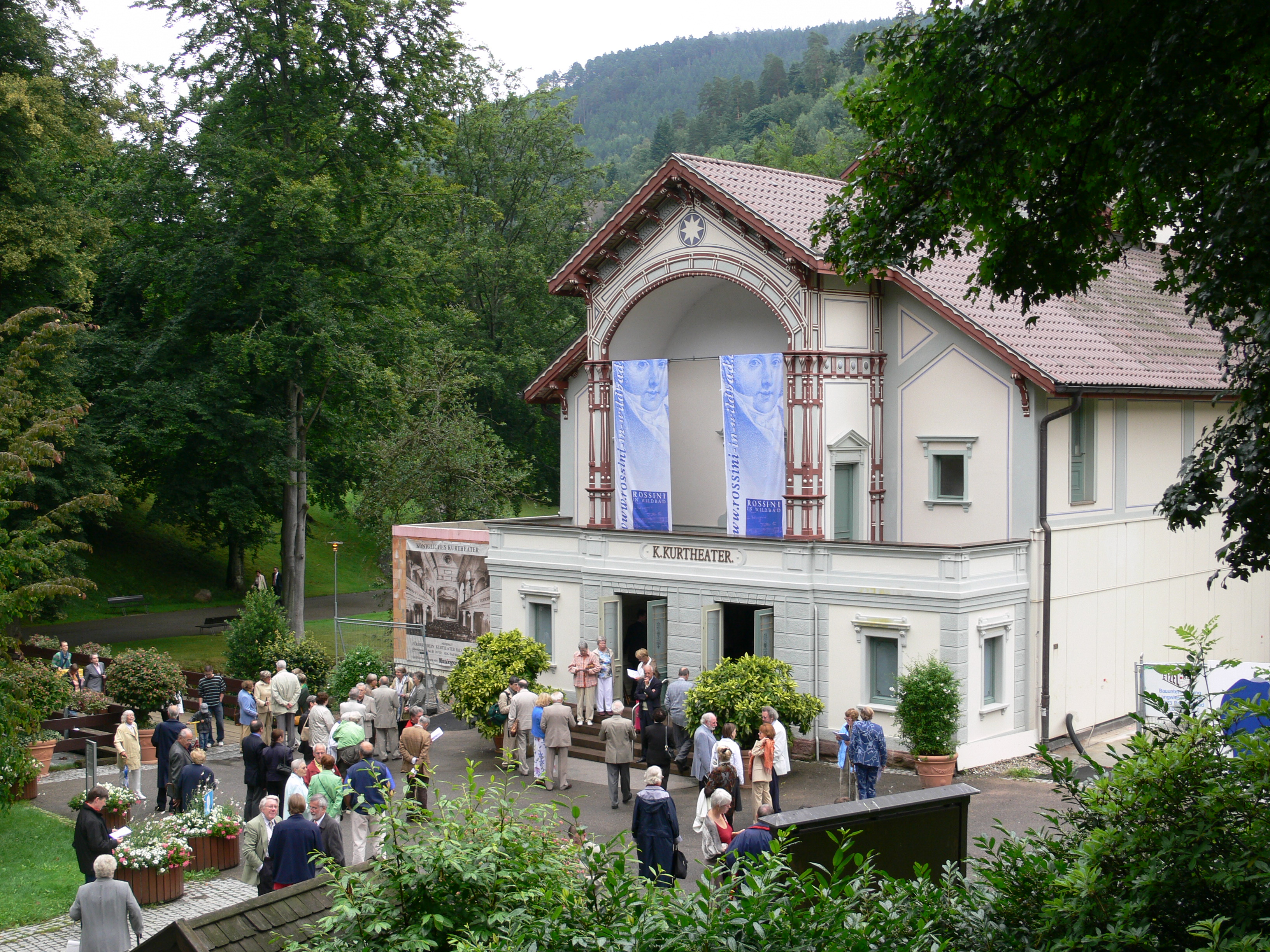 Bad Wildbad Therme Hotel