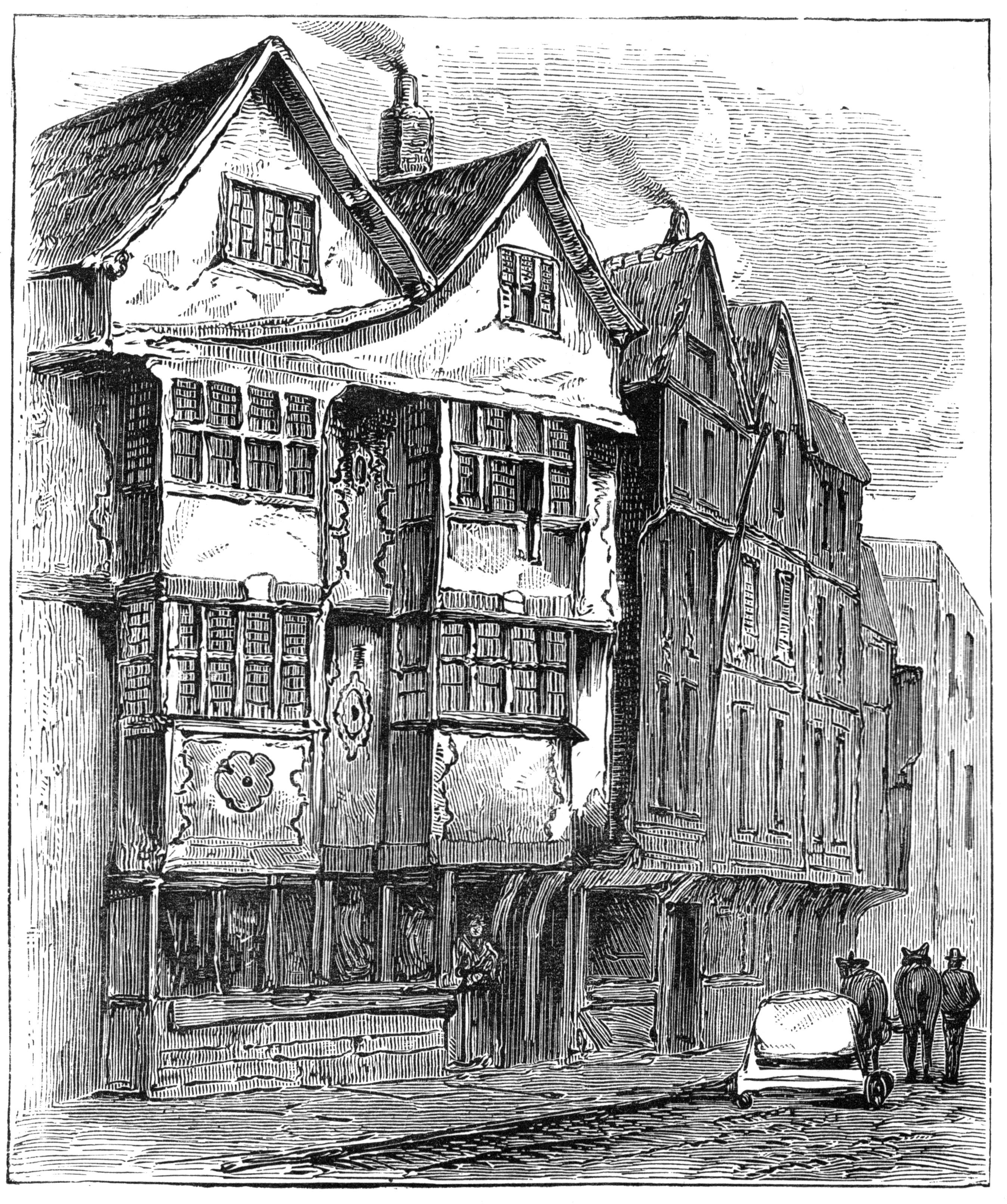 File Baldwin Street In The Seventeenth Century Jpg