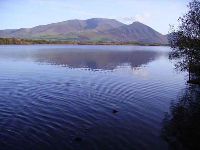 File:Bassenthwaite Lake and Skiddaw - geograph.org.uk - 275853.jpg ...