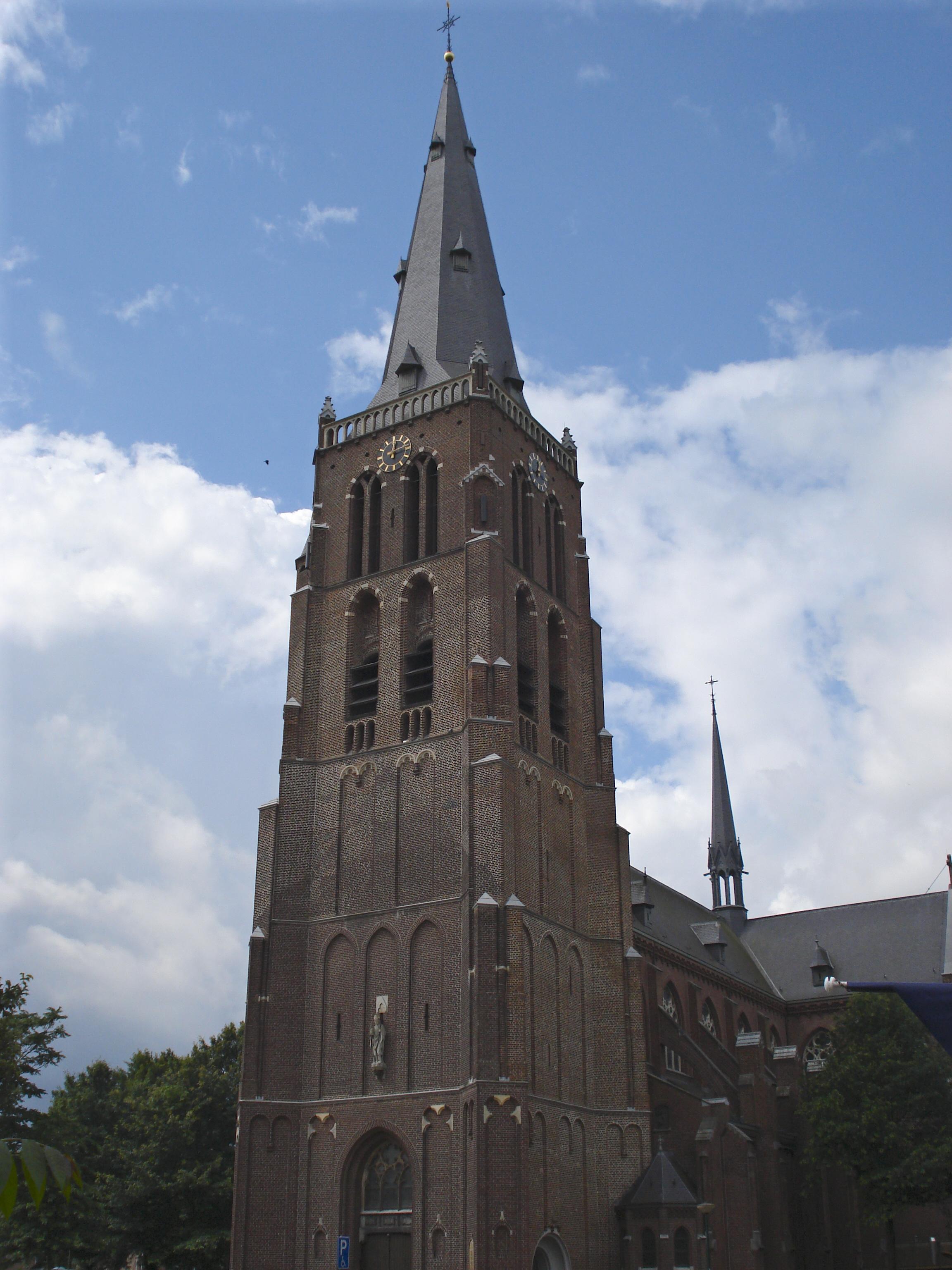 Sint Willibrorduskerk Berghem Wikipedia