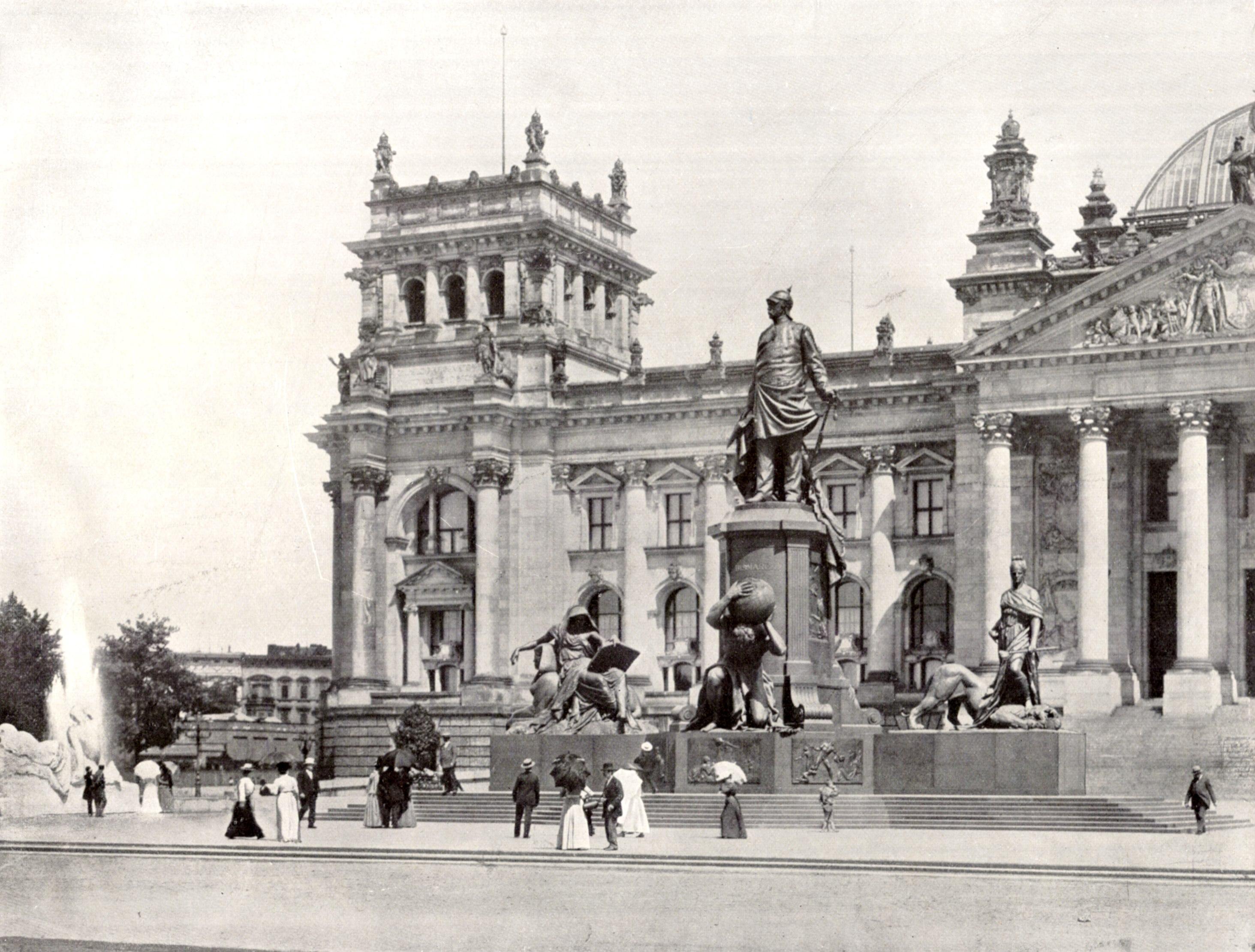 Bismarck Denkmal Berlin File:berlin Bismarck Denkmal