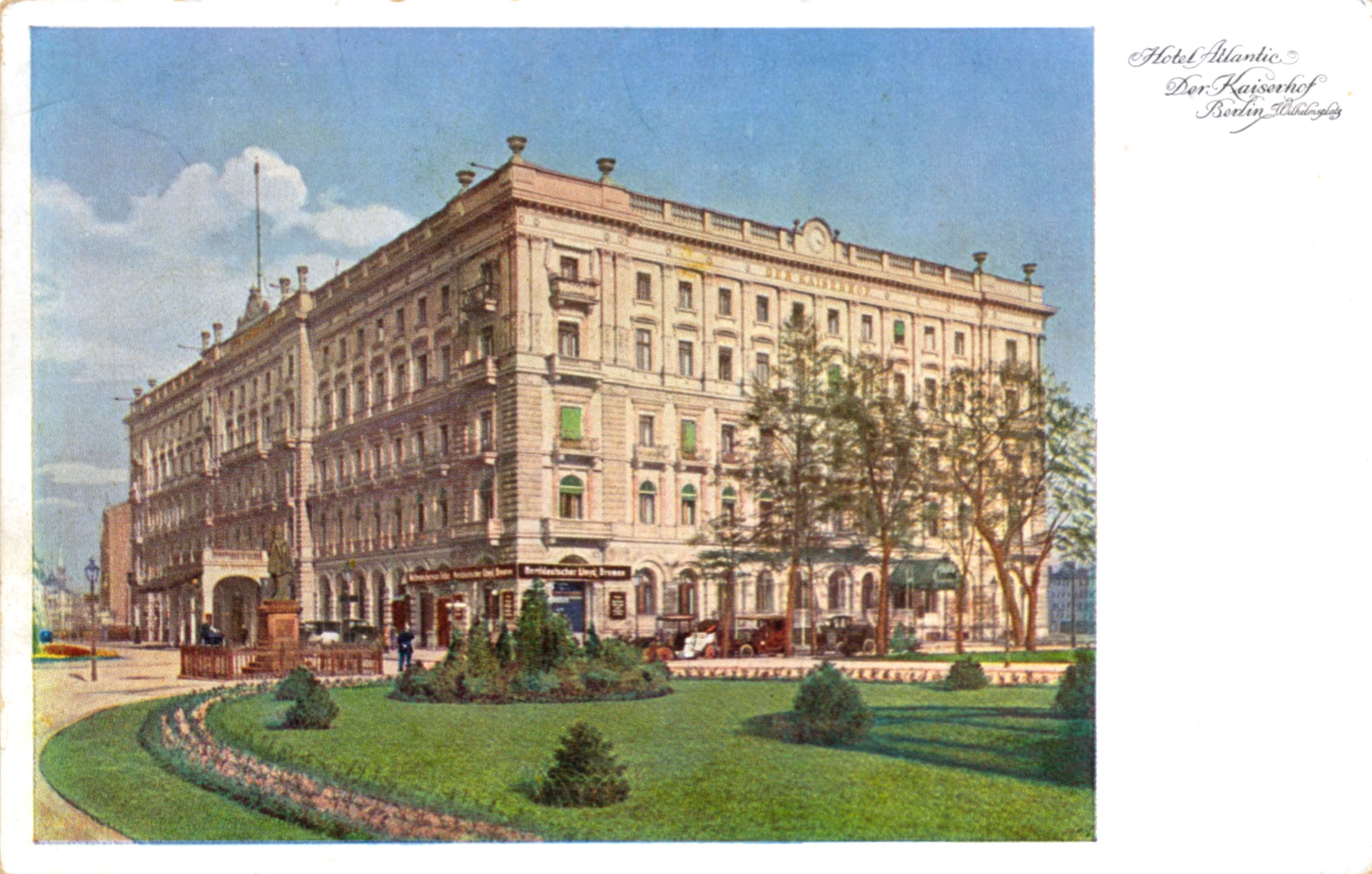 Hotels In Berlin Mitte Area