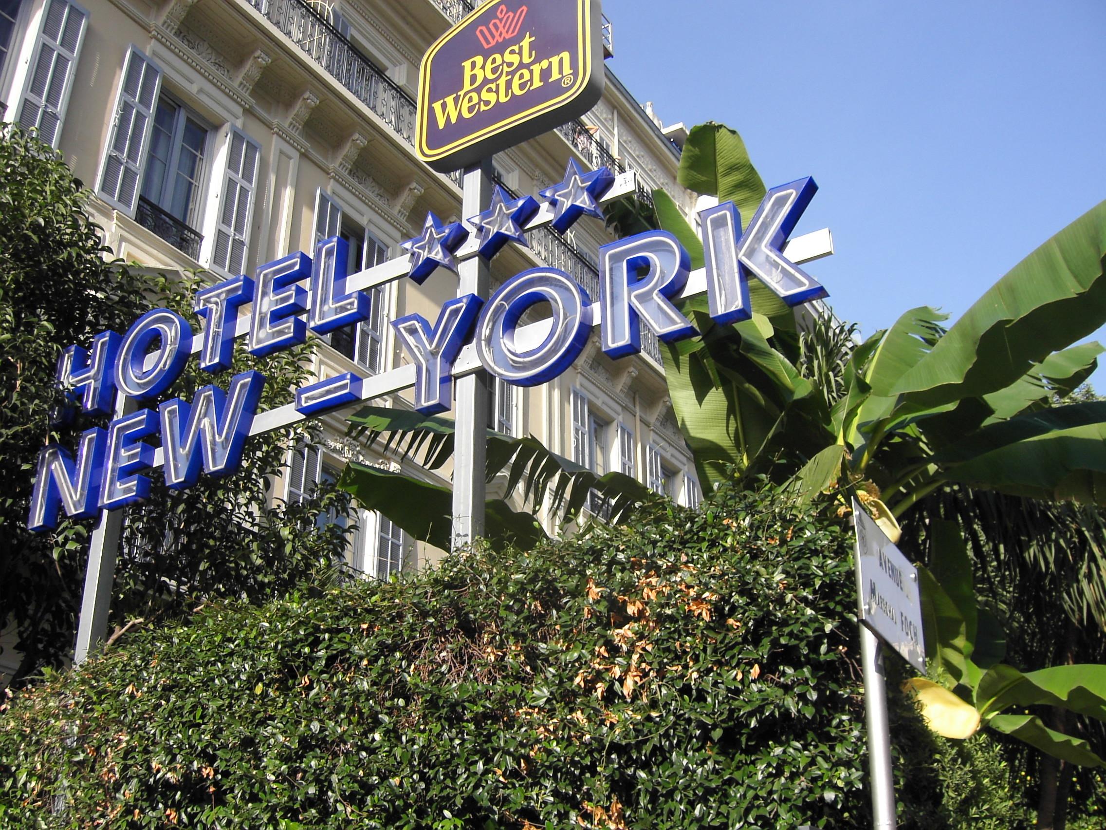 File Best Western Hotel New York Nice Panoramio Jpg Wikimedia Commons