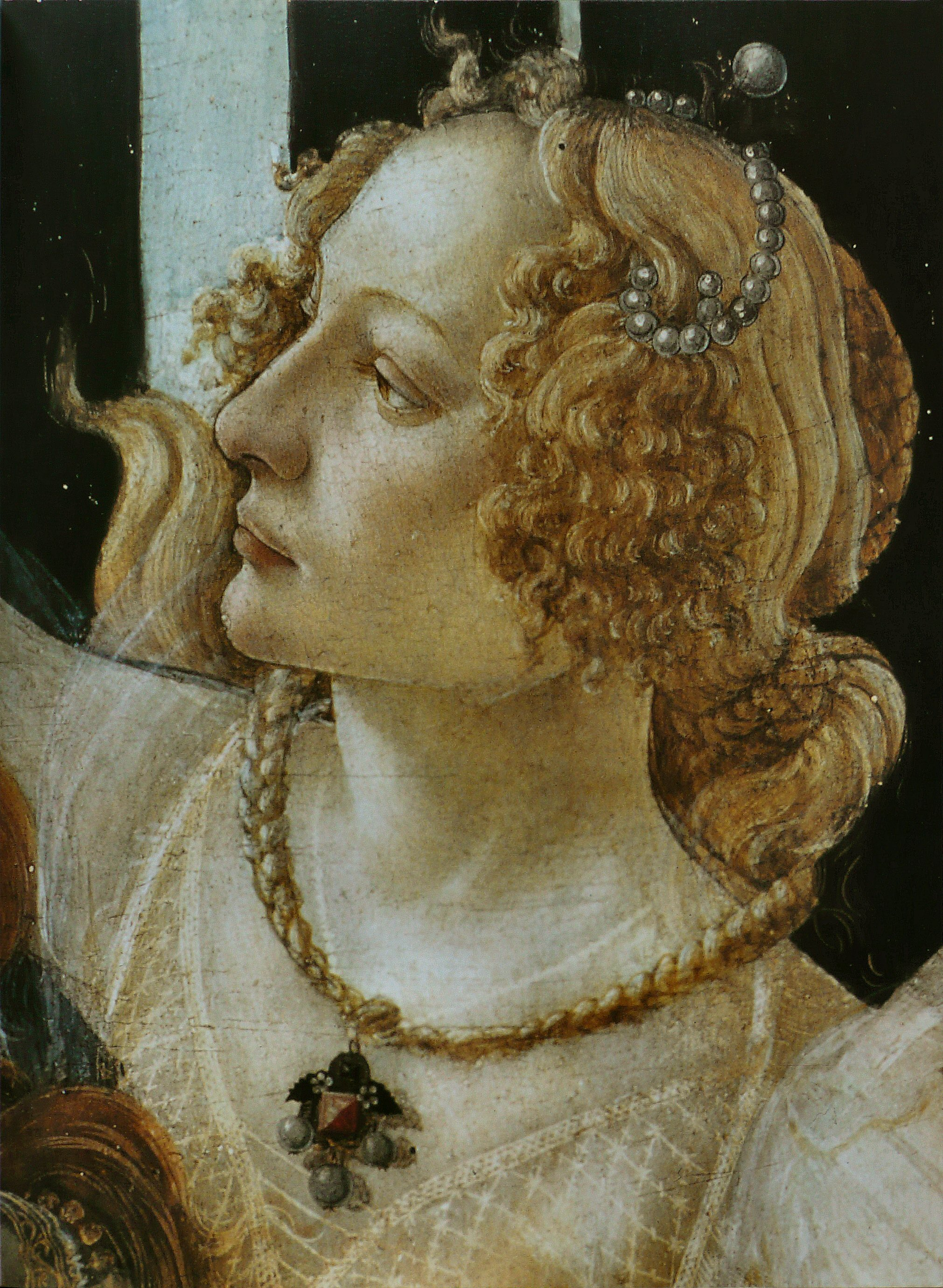 an analysis of botticellis 1482 painting allegory of spring Botticelli's primavera  (the allegory of spring),  primavera was certainly painted between 1477 and 1482 the painting was originally located in the palazzo .