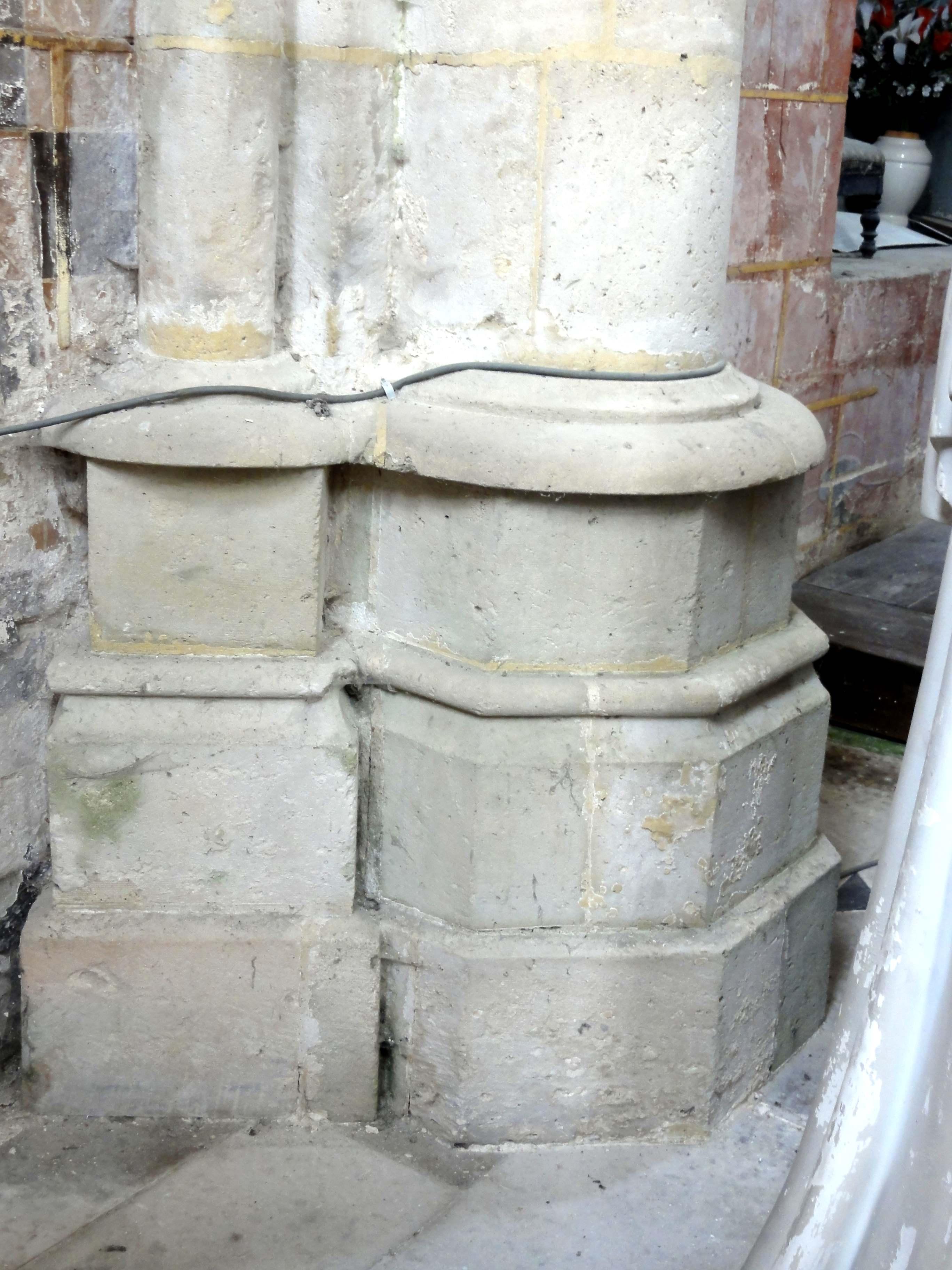 File breuil le vert 60 glise saint martin collat ral for Le milieu interieur