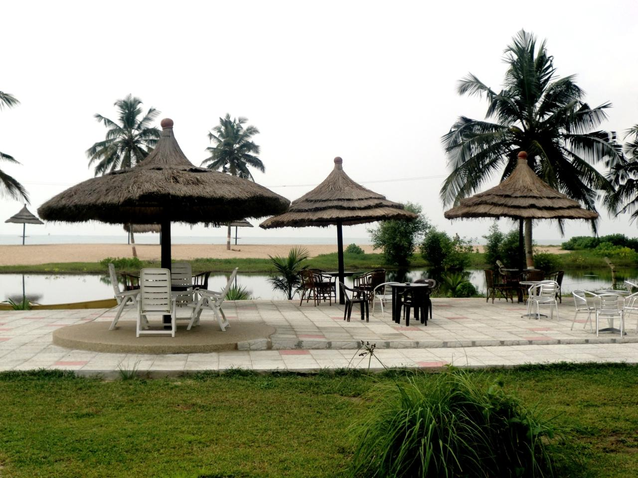File Busua Beach Resort Setting In Western Region Ghana Jpg