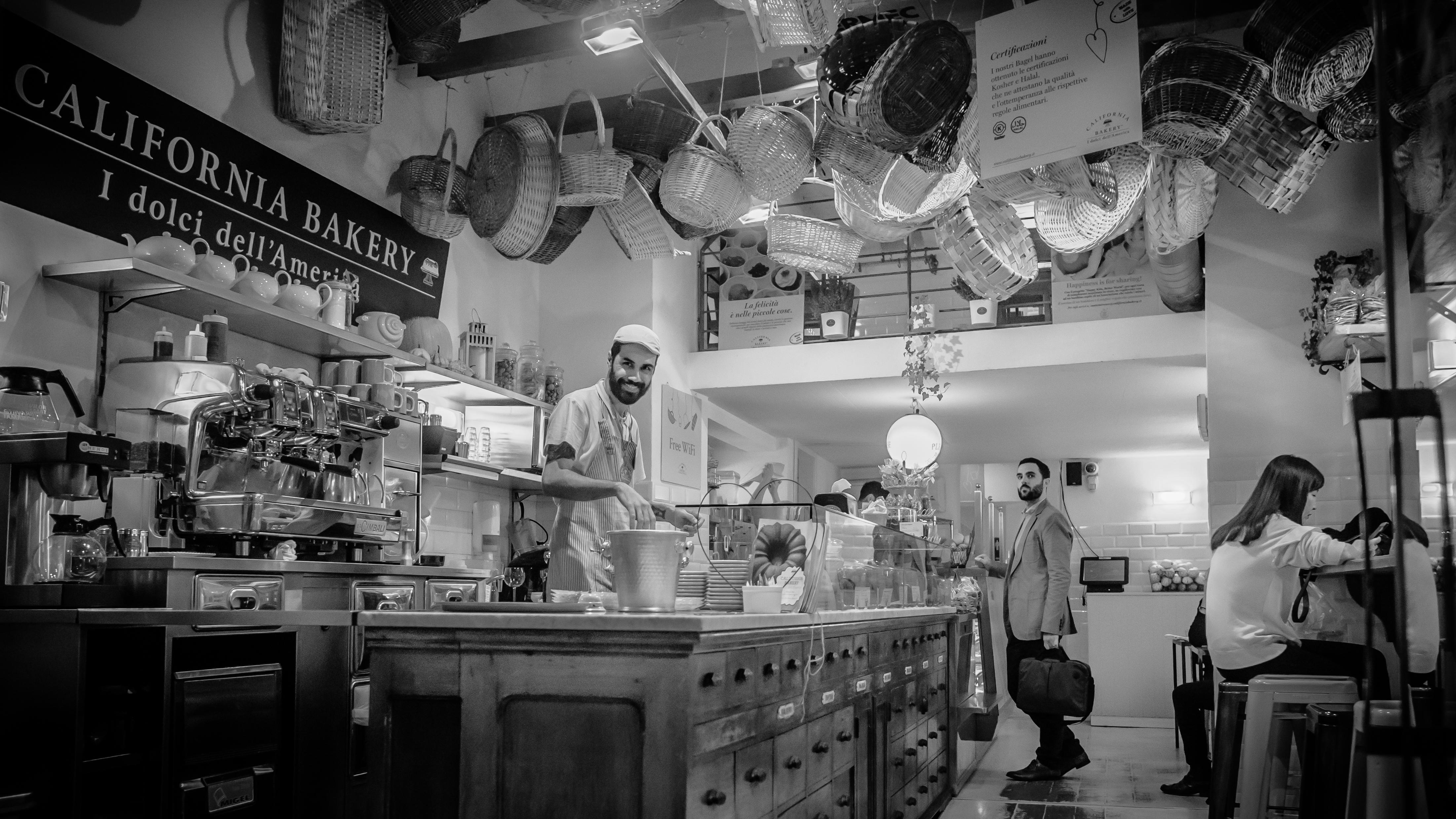 File California Bakery Corso Como Milano Italy 38405590631