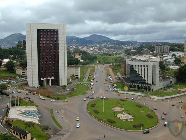Afrika Cameroon-Yaounde01