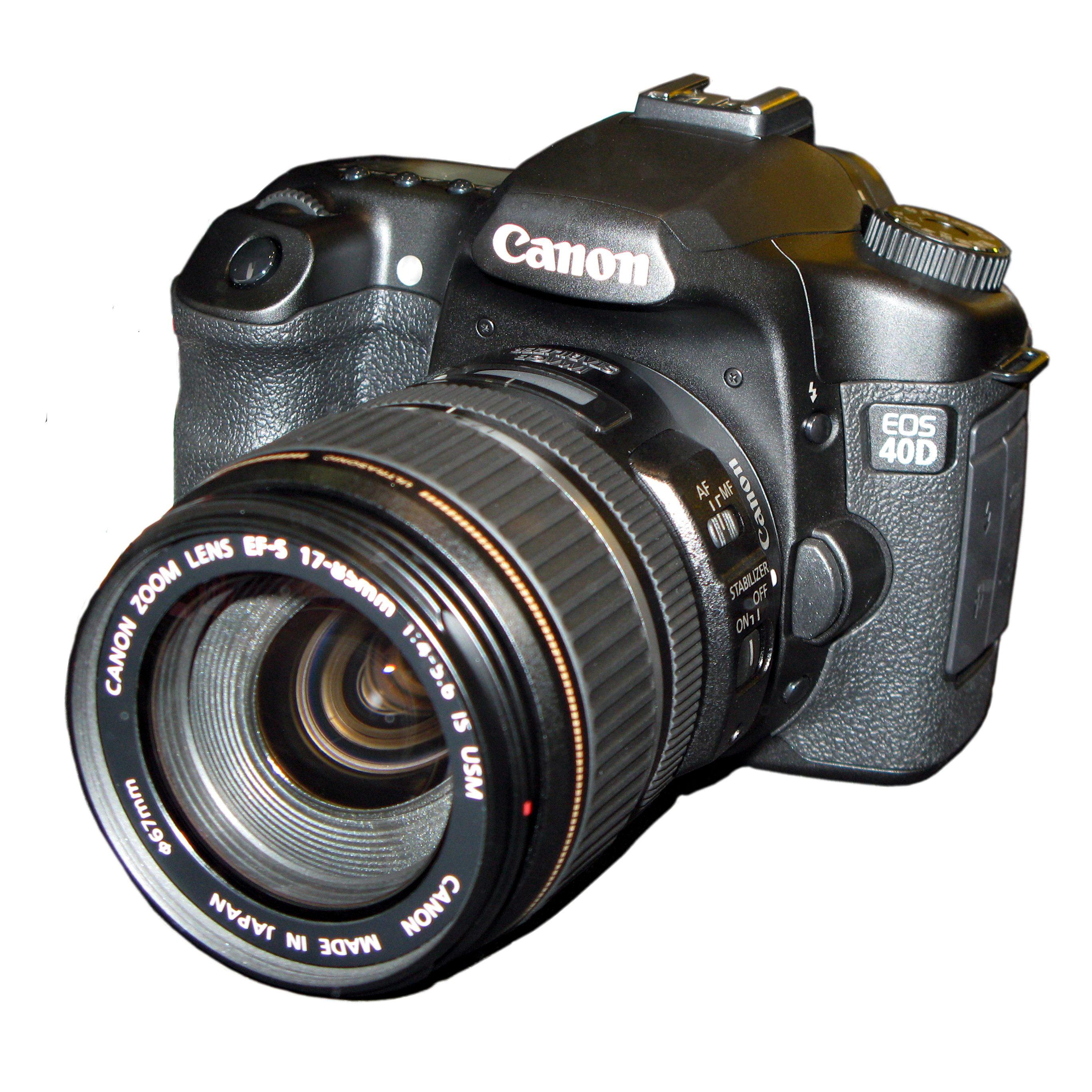 Canon EOS 40D - Wikipedia