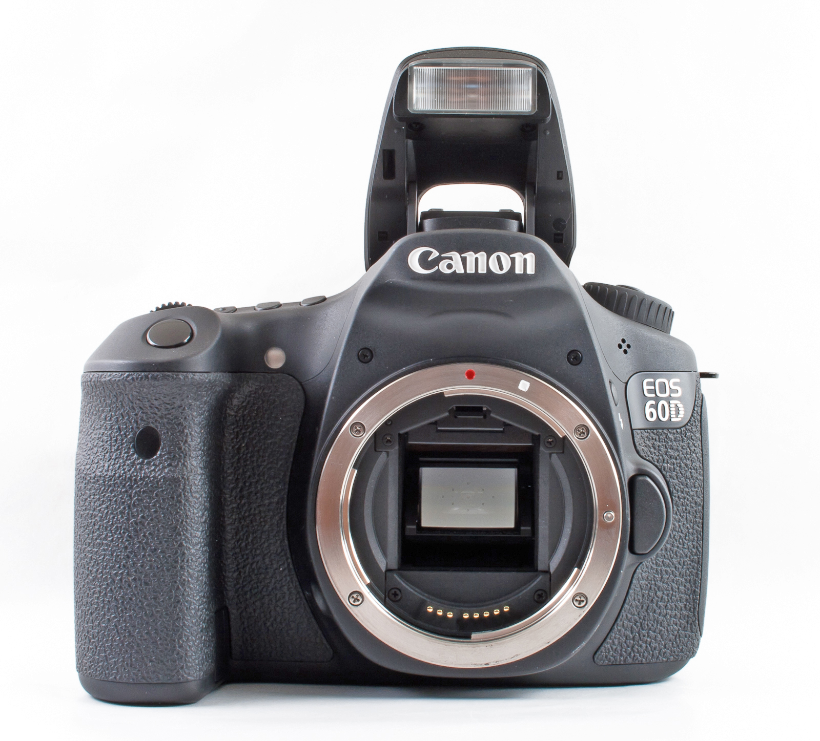 Description canon eos 60d without lens