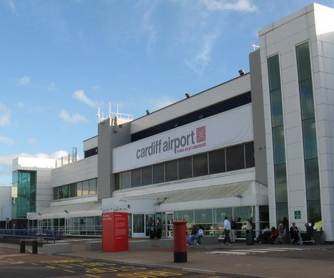 Cardiff Airport lost another 13% of its passengers in 2011