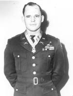 Carl H. Dodd United States Army Medal of Honor recipient
