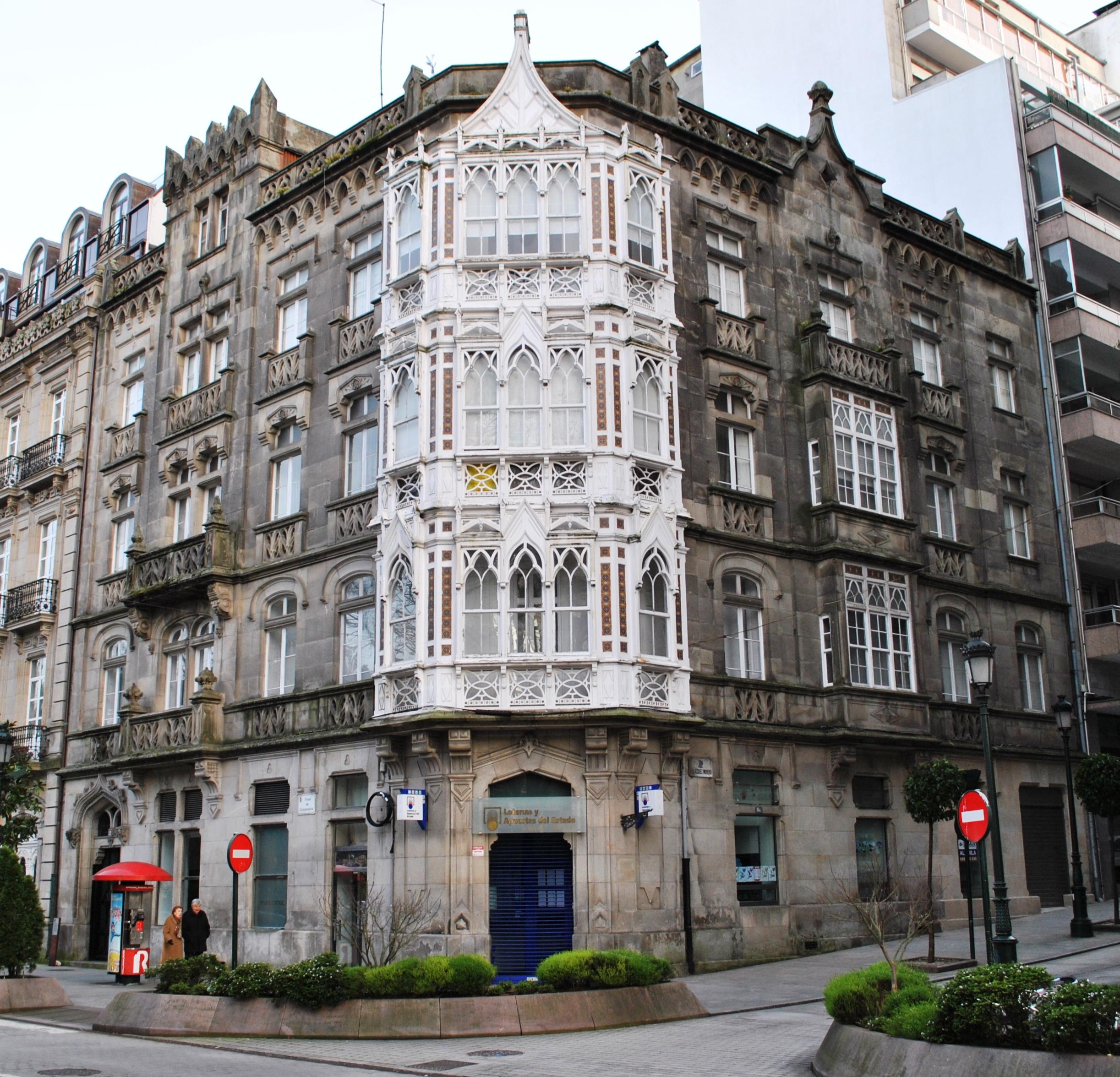 File casa ya ez vigo 2016 jpg wikimedia commons - Casa galeguesa vigo ...