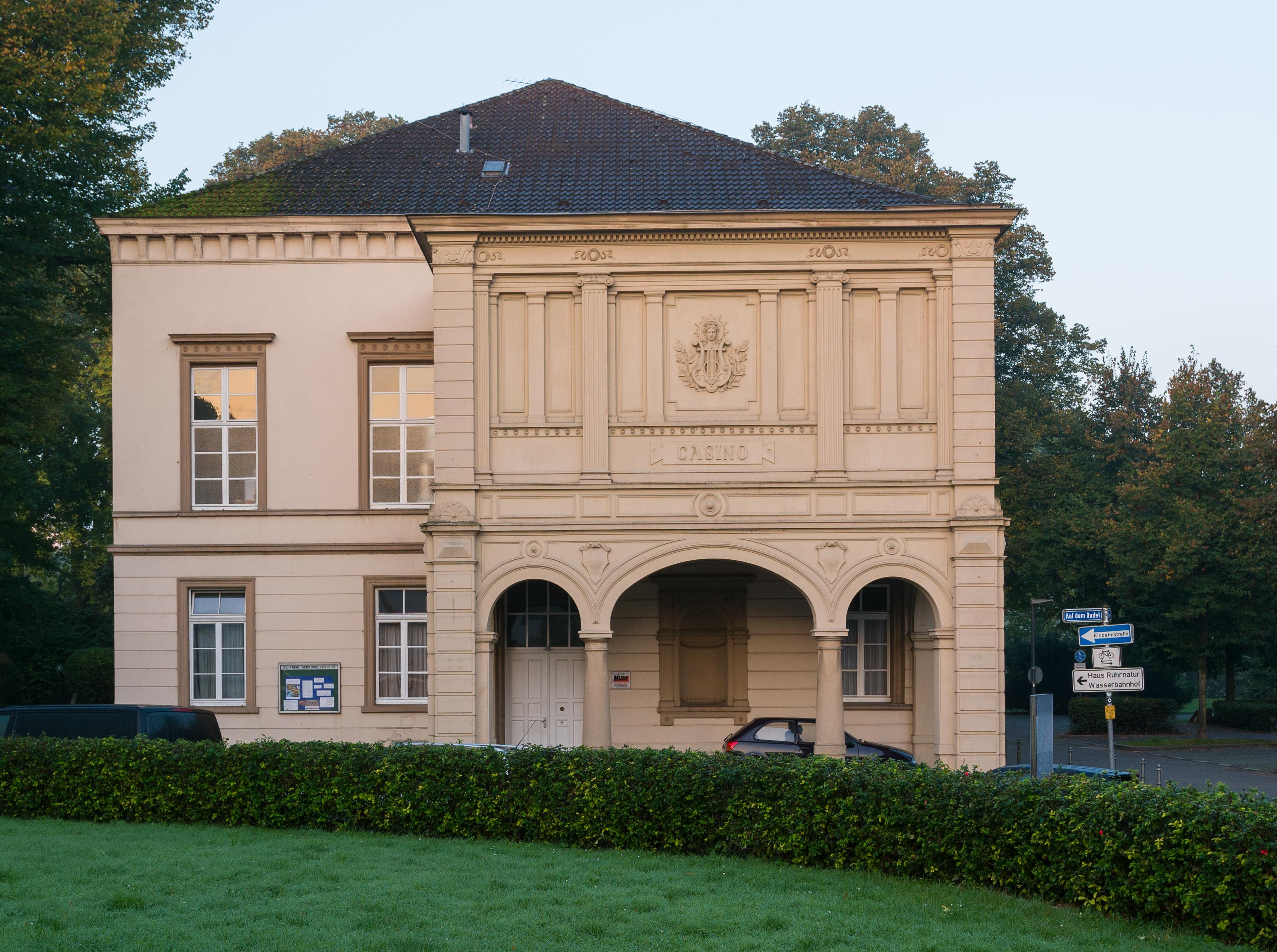 casino mülheim