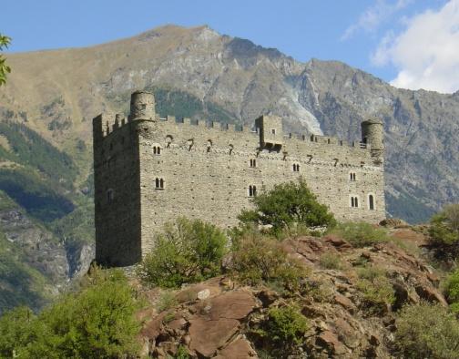 Ussel - castle