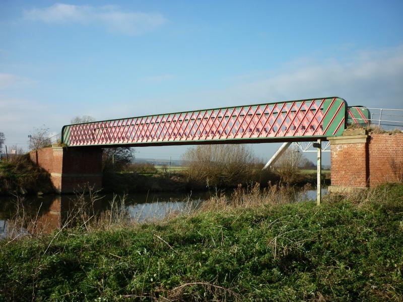 Castlethorpe Bridge over the New River Ancholme - geograph.org.uk - 2168150