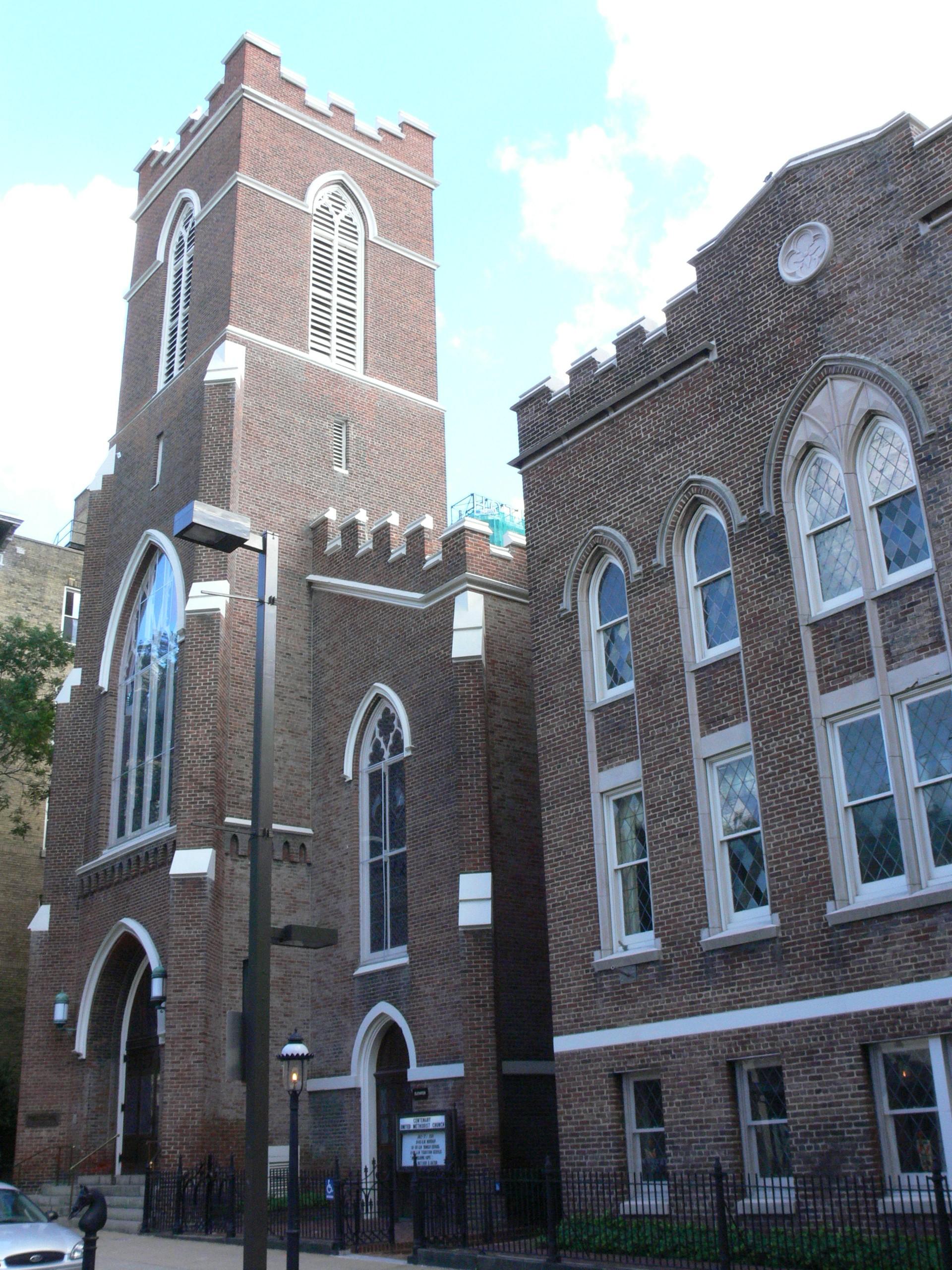 City Of Richmond Va >> Centenary United Methodist Church - Wikipedia