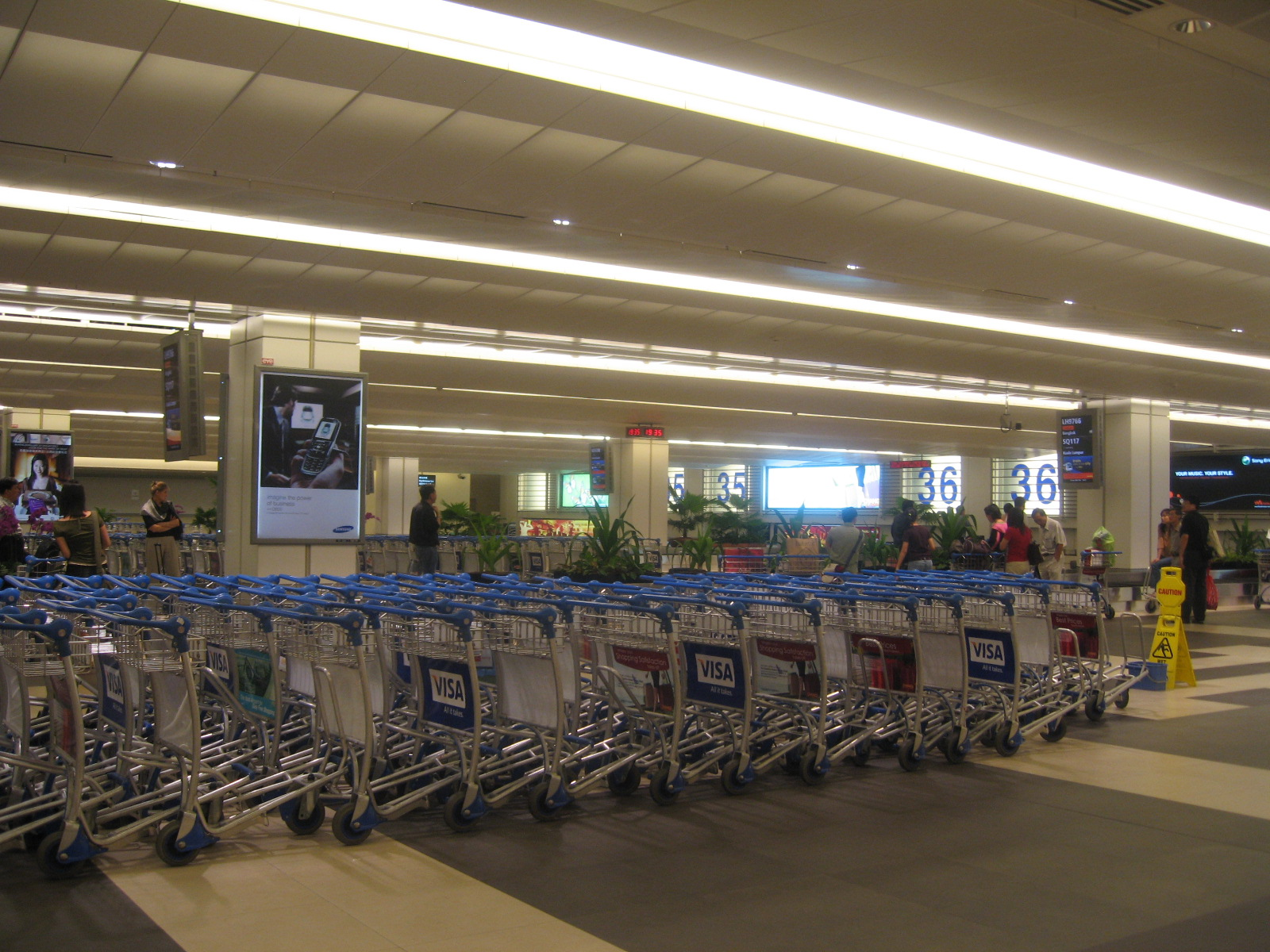 file changi airport terminal 2 arrival restricted area 2. Black Bedroom Furniture Sets. Home Design Ideas