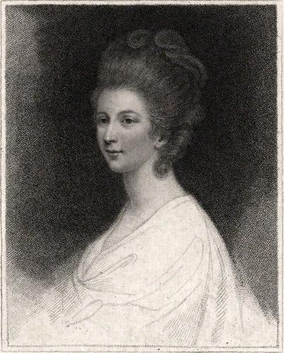 Author Charlotte Lennox