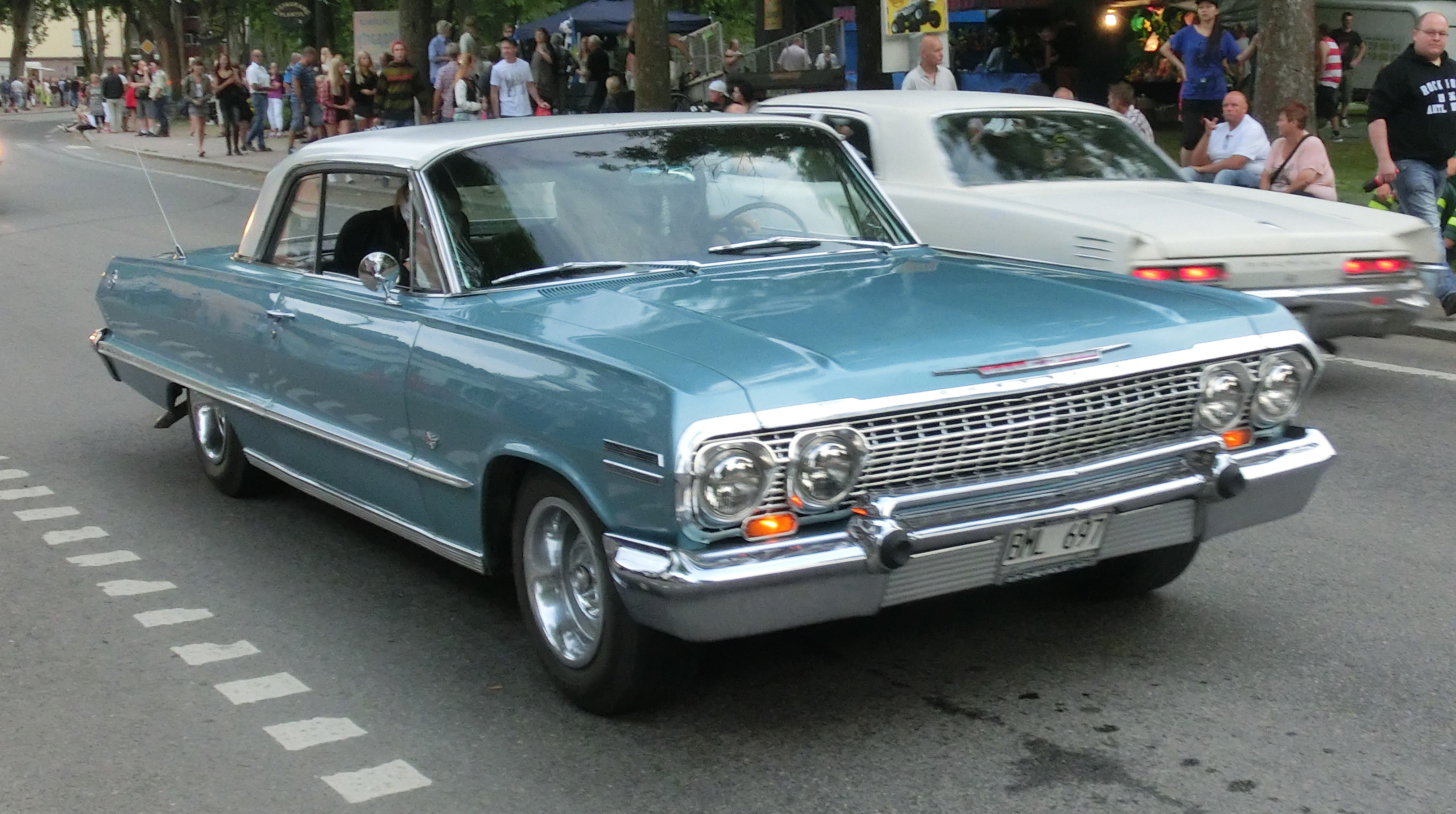1963 Chevrolet Impala 6 Related Infomation Specifications