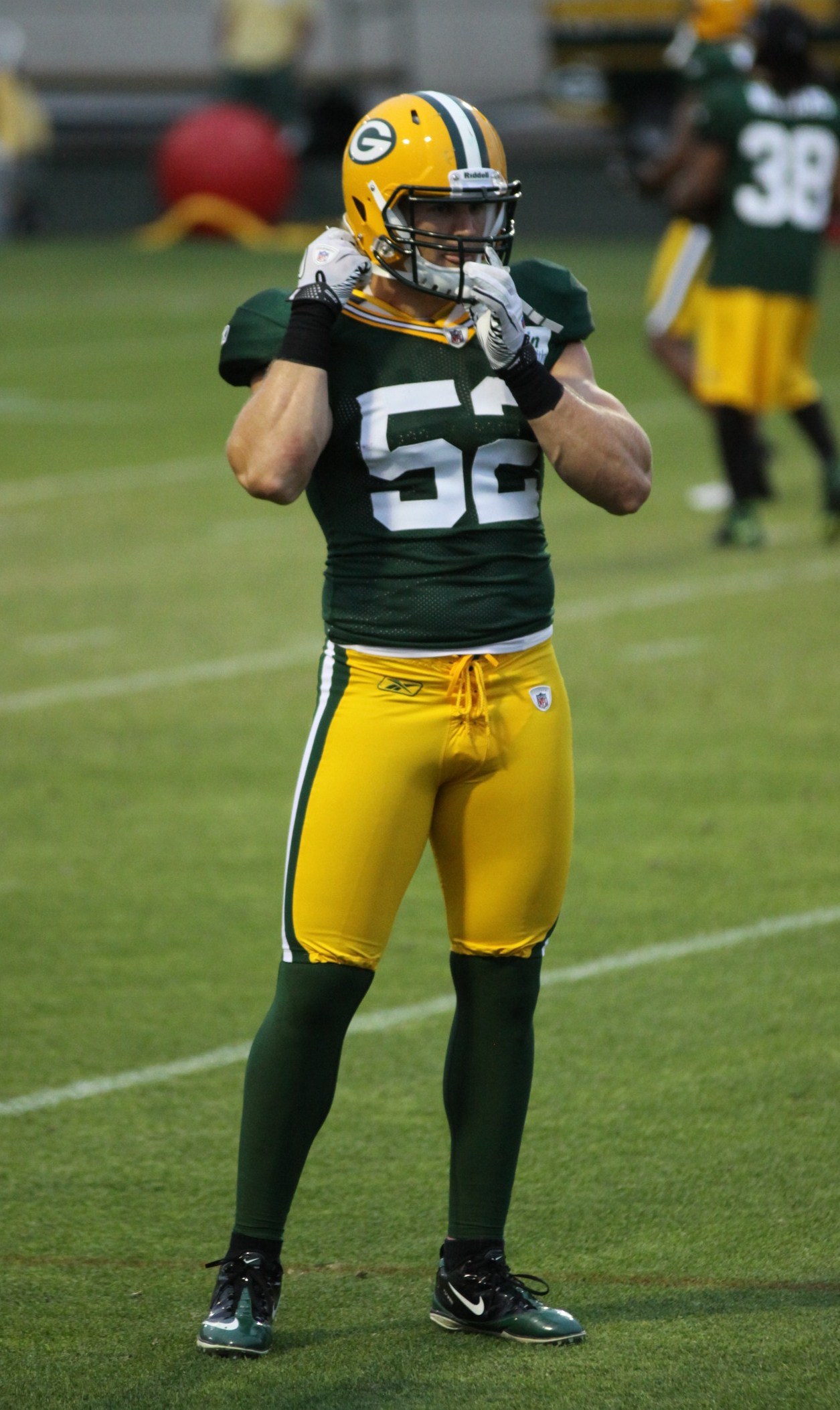 NFL Jerseys Cheap - Clay Matthews III - Wikipedia, the free encyclopedia