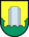 Coat of arm of Velenje.png