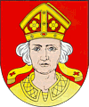 Coat of arms of Hagenow.png
