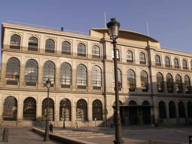 Real conservatorio superior de m sica de madrid wikipedia for Conservatorio de musica