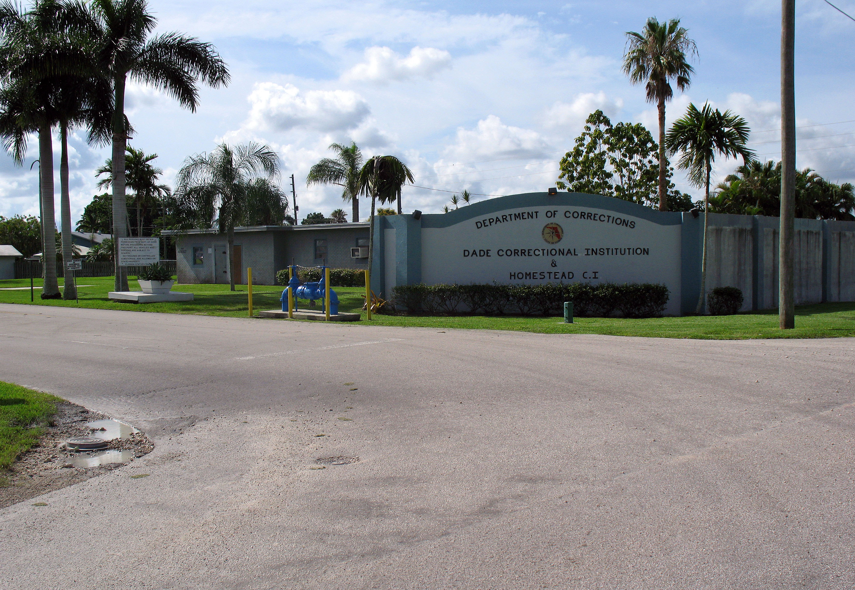 Dade Correctional Institution - Wikipedia