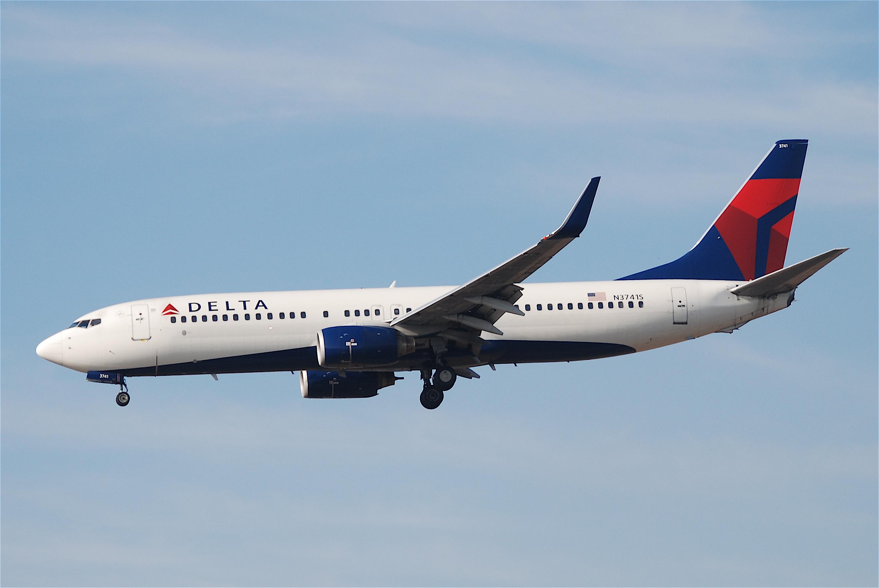 Delta Airlines  Letter Code