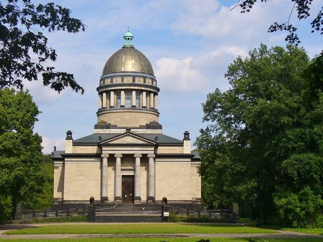 Dessau - Mausoleum - geo.hlipp.de - 40771