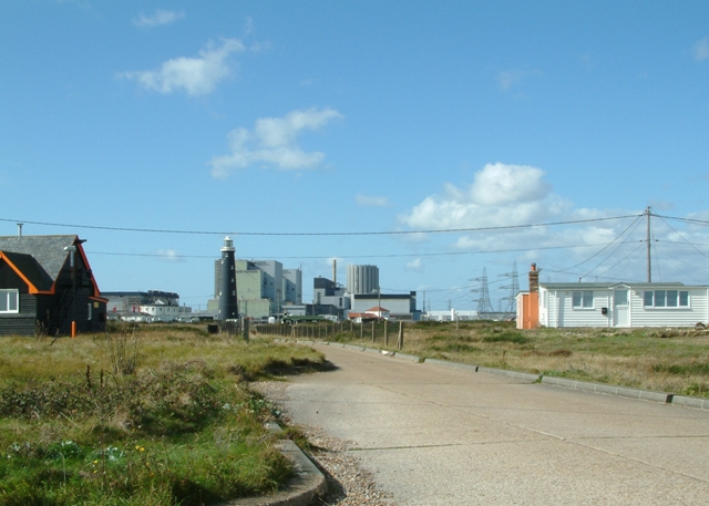 Dungeness - geograph.org.uk - 1007017