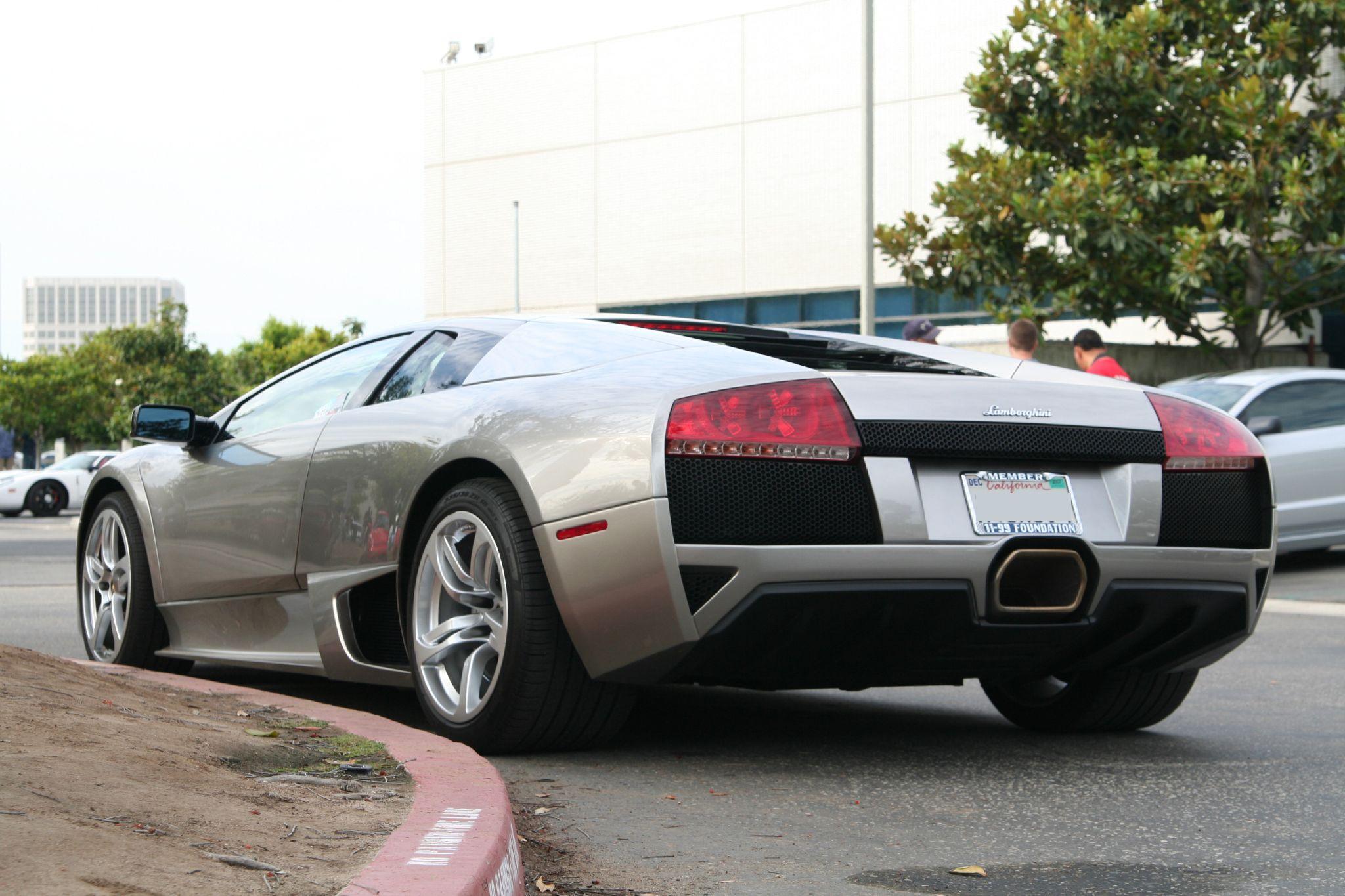 File Ecru Lamborghini Murcielago 003 Rear Left Jpg