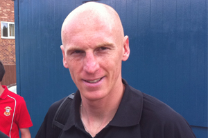 Kevin Ellison (footballer) English professional footballer