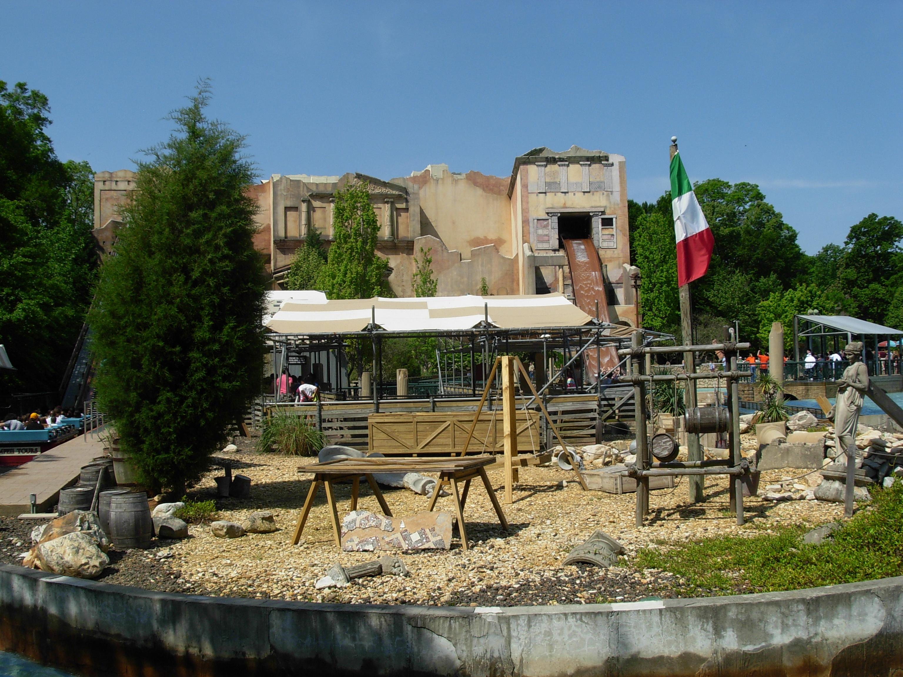 File Escape From Pompeii 4 Busch Gardens Williamsburg
