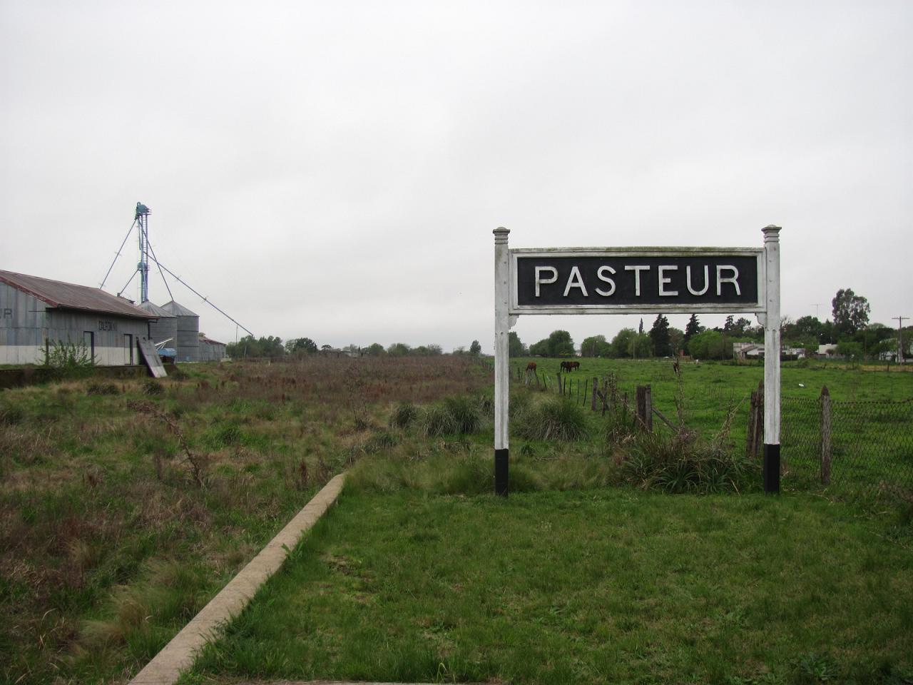 Estación Pasteur (Buenos Aires) - Wikipedia, la enciclopedia libre