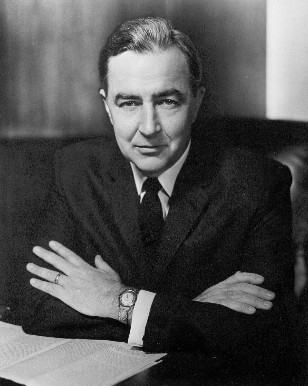 Portrait of Eugene McCarthy