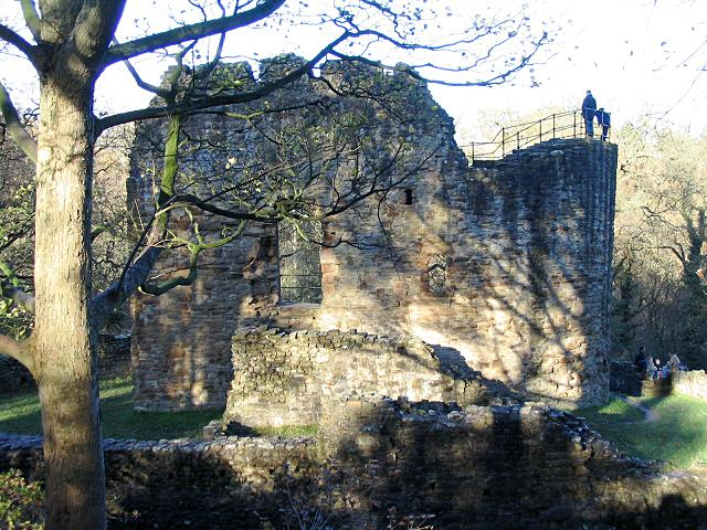 Ewloe Castle, Flintshire - geograph.org.uk - 285171