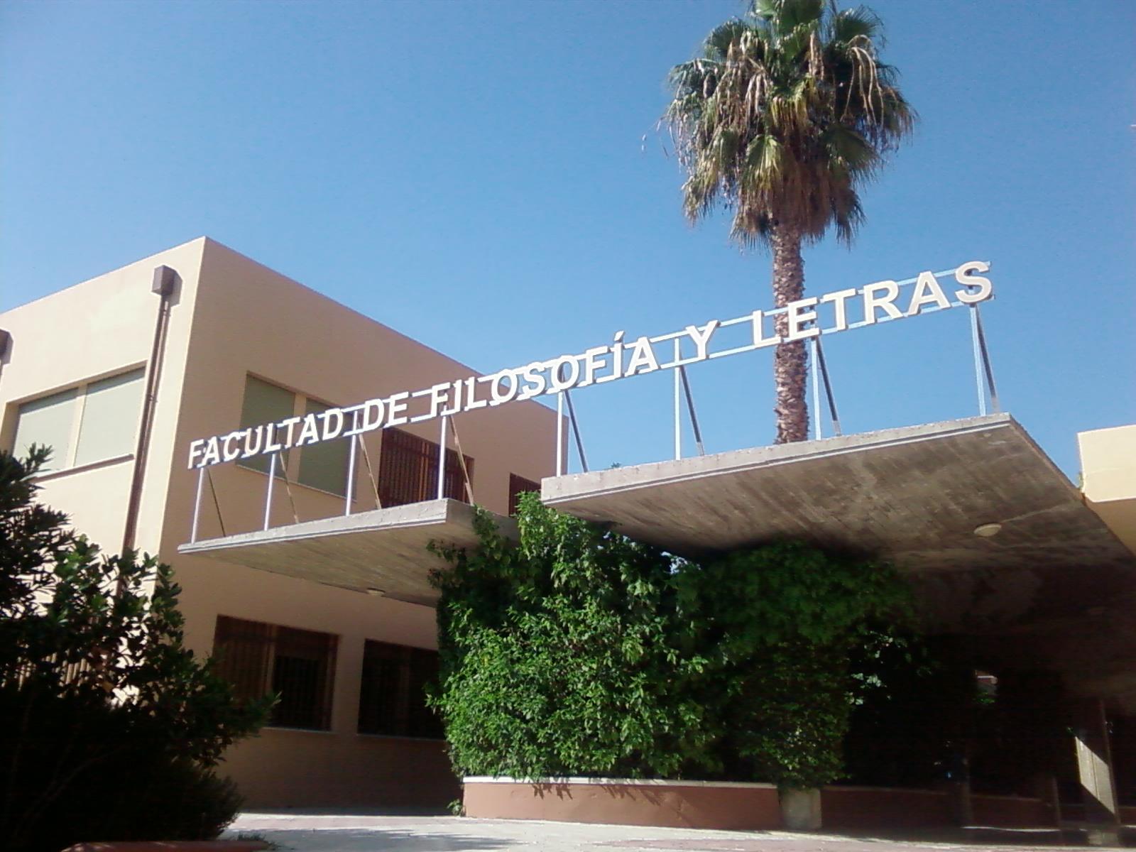 Archivo Facultad De Filosofia Y Letras Uma 3 Jpg Wikipedia La