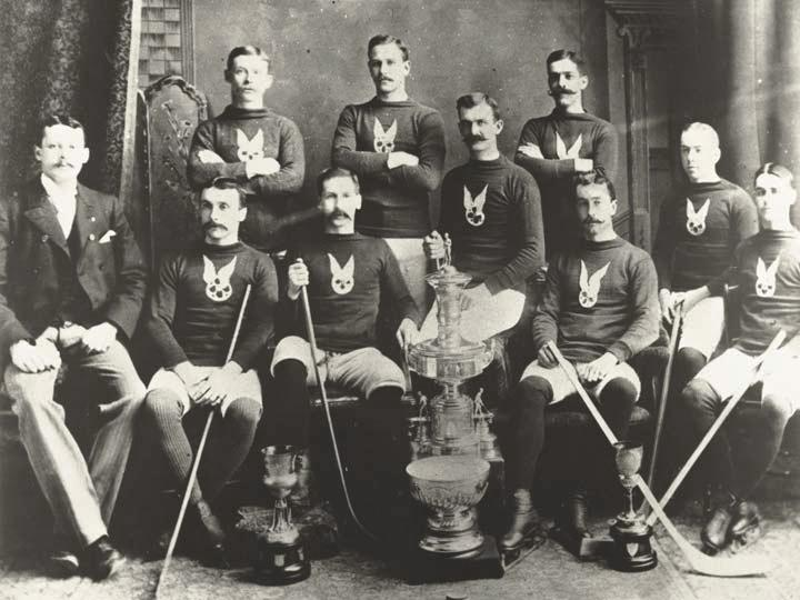 First Stanley Cup