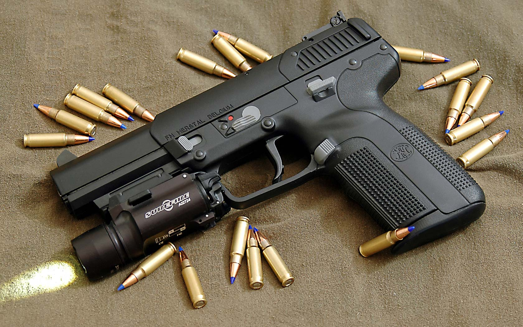 Fn five seven 5,7 x 28 (Imperdible)