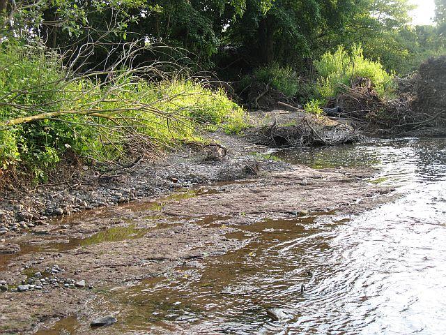 File:Flood Scoured River Bed   Geograph.org.uk   839176