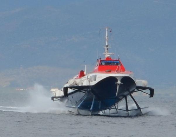 Y Flying Dolphins Hellenic Seaway...