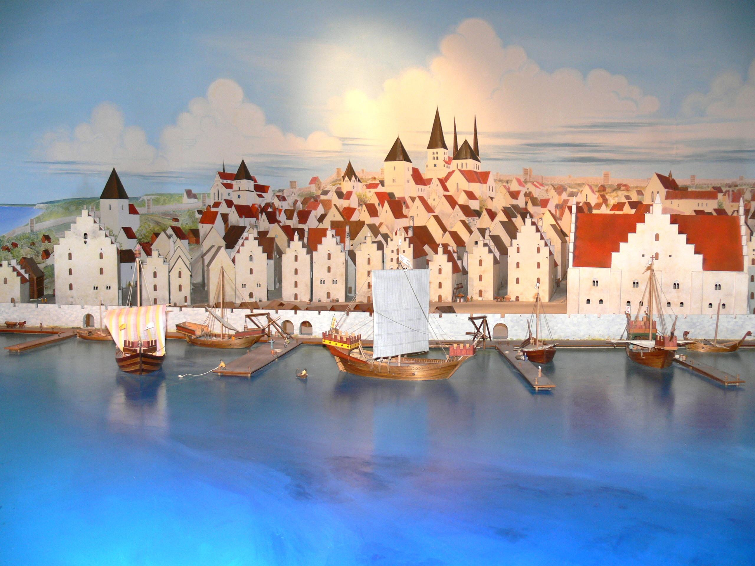 Visby hamn – Wikipedia