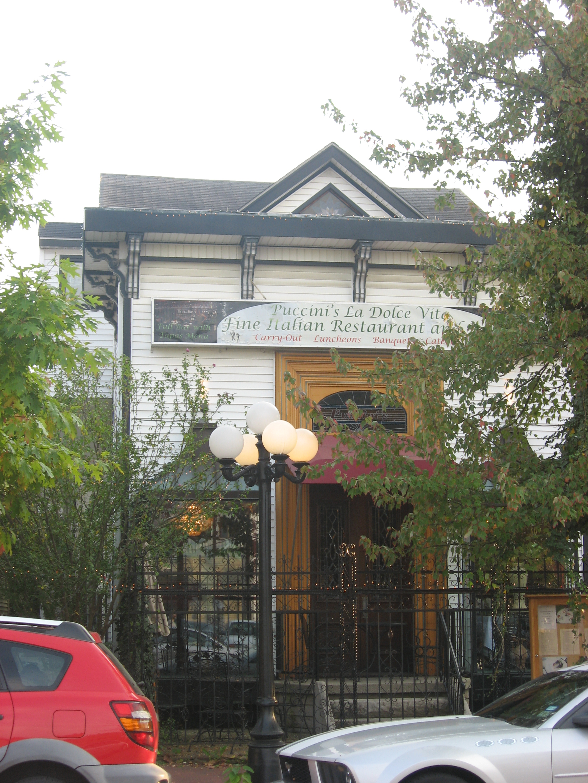 La Vita Restaurant Pietermaritzburg Menu