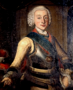 Frederick Augustus, Prince of Anhalt-Zerbst Prince of Anhalt-Zerbst