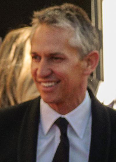 Il 59-anni 180 cm alto Gary Lineker nel 2020